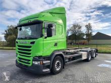 Камион шаси Scania R520 V8