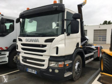 Scania hook arm system truck P 320