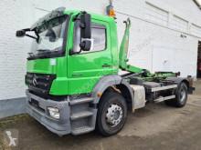 شاحنة Mercedes Axor 1829 K 4x2 1829 K Multilift Abrollkipper, bis 4.5 m Container ناقلة حاويات متعددة الأغراض مستعمل
