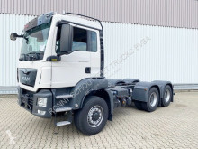 Vrachtwagen chassis MAN TGS 26.400 6x6H BL 26.400 6x6H BL, HydroDrive