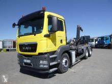 Камион MAN TGS 26.400 мултилифт с кука втора употреба