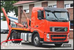 Volvo skip truck FH 12/420 EEV, VDL13t. TÜV 10/2021