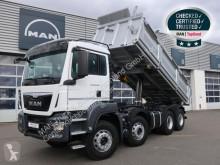 Camion MAN TGS 35.460 8X4 BB E6 Schalter Bordmatik 21.000 km tri-benne occasion