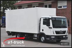 Lastbil MAN TGL 8.190 BL, 3 Sitze, LGS kassevogn brugt