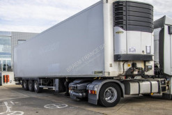 Ciężarówka Lamberet FRIGO + CARRIER MAXIMA 1300 + DHOLLANDIA chłodnia z regulowaną temperaturą używana