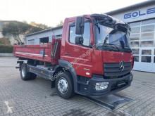Mercedes chassis truck Actros 2545 6x2 Wechselrahmen BDF Euro 6