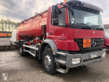 Camion Mercedes Axor 1824 citerne hydrocarbures occasion