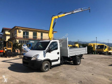 Iveco Daily 65C18 tweedehands open bakwagen