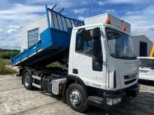 Камион Iveco Eurocargo ML 100 E 18 K мултилифт с кука втора употреба