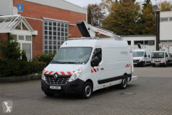 Renault Master Renault Master L1H2 125 dci Hubarbeitsbühne utilitaire nacelle occasion