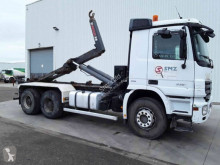 Mercedes Actros 3351 L truck used hook arm system