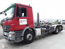 Camion Mercedes Actros 2541 L multiplu second-hand
