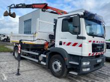 Camion MAN TGM 12.290 bi-benne occasion