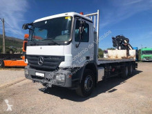 Mercedes Actros 2636 truck used standard flatbed