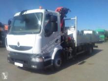 Renault Midlum truck used flatbed