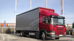 Scania P 250 truck used tautliner