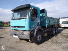 Camion Renault Kerax 320 DCI benne occasion
