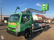Nissan Cabstar 35.11 truck used articulated aerial platform