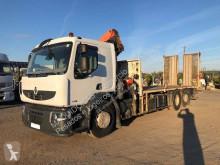 Camion porte engins Renault Premium Lander 410 DXI