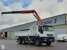 Камион Iveco Trakker 450 самосвал самосвал с двустранно разтоварване втора употреба