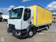 Renault box truck Gamme D 12