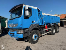 Camião tri-basculante Renault Kerax 450 DXi
