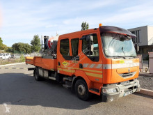 Camion benne Renault Midlum