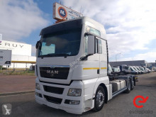 MAN TGX 26.440 truck used container
