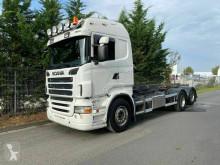 Camion multibenne Scania R500 LB 6X2 4HNB Container N.C.H. Hydraulik Syst