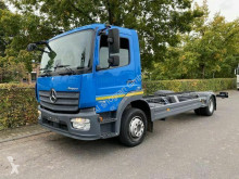 Mercedes ATEGO 1318 L ClassicSpace - Model 2017 - ( 1218 truck used chassis