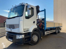Renault Premium 380.26 DXI truck used standard flatbed