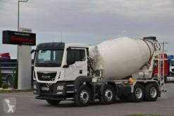 Ciężarówka MAN TGS 35.400 /CEMENTMIXER 9M3/ PUTZMEISTER/EURO 6 betonomieszarka używana