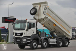 MAN tipper truck TGS 41.440 /8X6 / TIPPER /MANUAL/VS-MOUNT/EURO 6