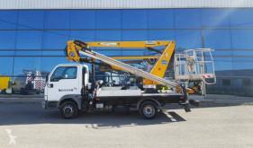 Camión Nissan Cabstar oil&steel 21.5 m socage-versalift-franceel plataforma elevadora usado
