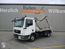 Camión MAN TGL 12.250 4x2 BB, Meiller AK 7 Tele, EUR5,Klima volquete usado