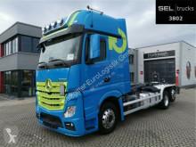 Camion dublu Mercedes Actros 2551/Meiller-Kipper/Standklima