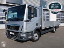 MAN TGL 10.250 4X2 BL TipMatic 2 x AHK 6,20m Pritsche truck used dropside