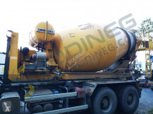 Liebherr 704 truck used concrete mixer