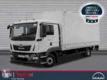 MAN TGL 12.220 4X2 BL, AHK, Zusatzheizung, Klimaautoma truck used tarp