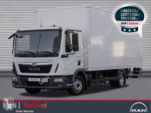 Camión MAN TGL 8.190 4X2 BL, Koffer, LBW furgón usado