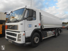 Volvo FM 380 truck used oil/fuel tanker