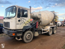 Камион MAN 33.364 бетон миксер втора употреба