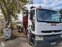 Camião Renault Premium 260 estrado / caixa aberta estandar usado