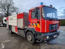 Camión bomberos MAN F