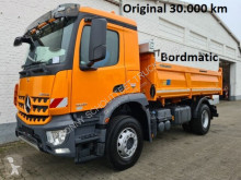Mercedes Actros 3 3, 3541/42/8x4, Meiller RK 20.57 Abrollkipper truck used hook arm system