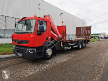 Renault Premium 370.26 truck used heavy equipment transport