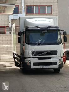 Camion Volvo FE 280 fourgon déménagement occasion