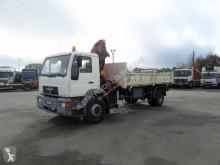 Камион MAN LE 280 B самосвал самосвал с тристранно разтоварване втора употреба