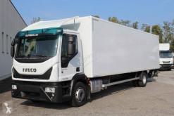 Iveco Eurocargo 140 E 25 truck used plywood box