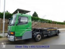Kamión podvozok Mercedes KAMAG Wiesel WBH 25 Sattelkupplung